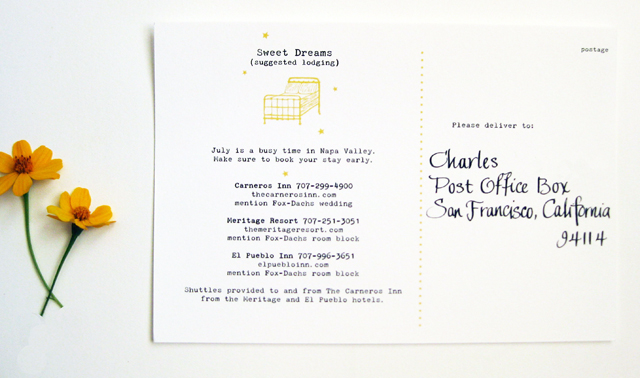how to write an australian address on a postcard
