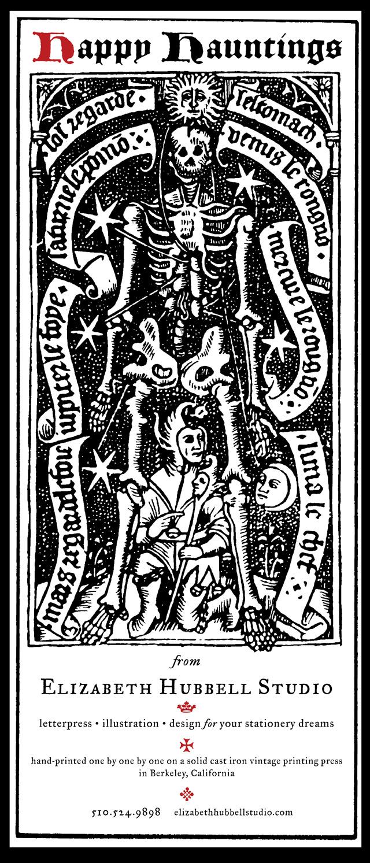 Dia de los Muertos card BLOG
